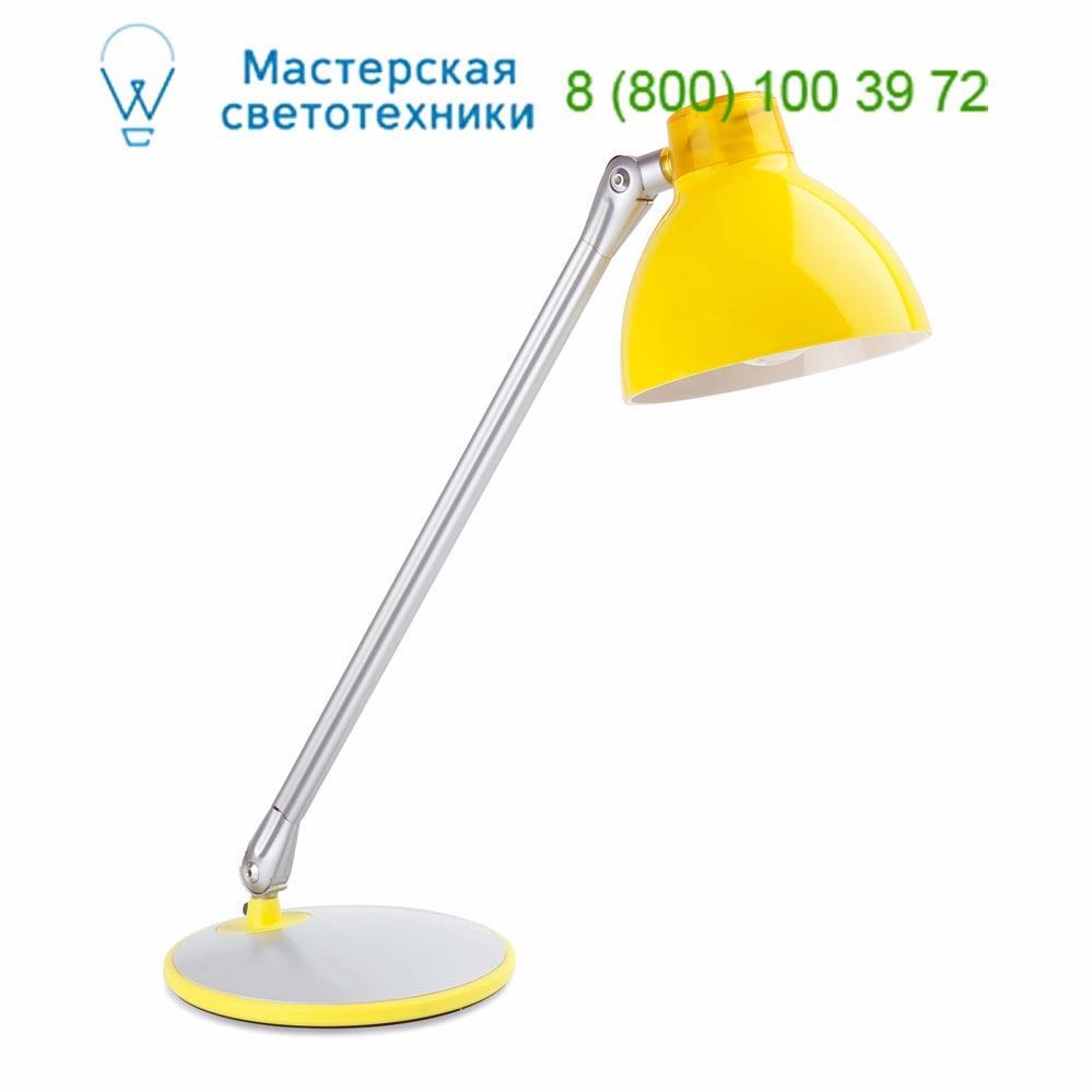 51162 SELENE Yellow reading lamp Faro,светильник