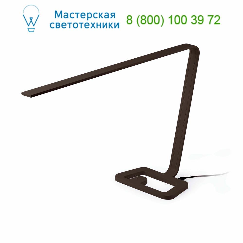 55019 YAP LED Black reading lamp Faro,светильник