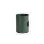20036 Faro GUADALUPE Зеленый цилиндрический абажур