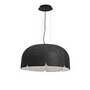 20103 Faro MUTE LED Темно-серый подвесной светильник 4000K
