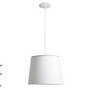 20308 Faro SAVOY Подвесной светильник белого цвета