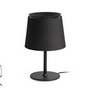 20314 Faro SAVOY Настольная лампа черного абажура