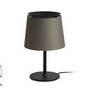 20315 Faro SAVOY Настольная лампа темно-зеленого абажура