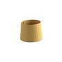 2P0616 Faro Желтая лента, текстильный абажур o215 ? 160