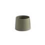 2P0617 Faro Оливковая зеленая лента, текстильный абажур o215 ? 160