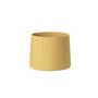 2P0636 Faro Желтая лента, текстильный абажур o400 ? 300
