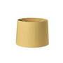 2P0646 Faro Желтая лента, текстильный абажур o500 ? 350