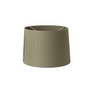 2P0647 Faro Оливковая зеленая лента, текстильный абажур o500 ? 350
