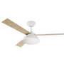 33522 Faro RODAS LED Белый потолочный вентилятор с двигателем постоянного тока