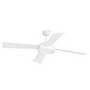 33726 Faro HYDRA LED Белый потолочный вентилятор с двигателем постоянного тока