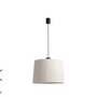 64315 Faro MAMBO Черный подвесной светильник