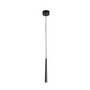 64321 Faro SABI Черный подвесной светильник