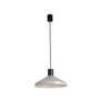 68595 Faro KOMBO Серый подвесной светильник O400
