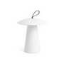70914 Faro TASK LED Белый переносной светильник