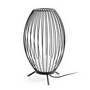 75608 Faro CAGE LED Темно-серый переносной светильник