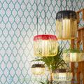 Bamboo Light L Forestier black, H55cm, 38cm подвесной светильник 20104