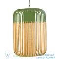 Bamboo Light L Forestier green, H50cm подвесной светильник 20105