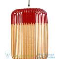 Bamboo Light L Forestier red, H50cm подвесной светильник 20106