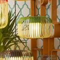 Bamboo Light S Forestier green, 35cm,h23cm подвесной светильник 20111