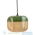 Bamboo Light XS Forestier green, 27cm подвесной светильник 20114