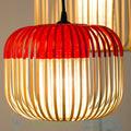 Bamboo Light XS Forestier red, 27cm подвесной светильник 20115