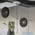 chanpen Forestier 2 lights, noir, H120cm подвесной светильник 20213_2X20210