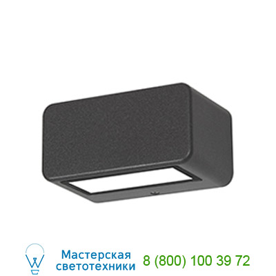 Minimodo 1L 180x90 Ghidini уличный светильник GH1332.AHXW300EN