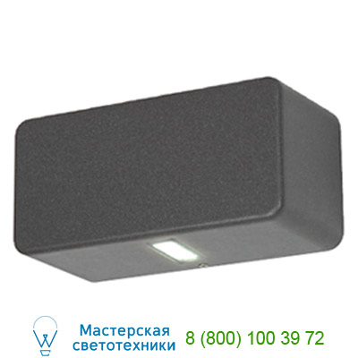 Modo 1Lens 240x115 Ghidini уличный светильник GH1015.BGXT300EN