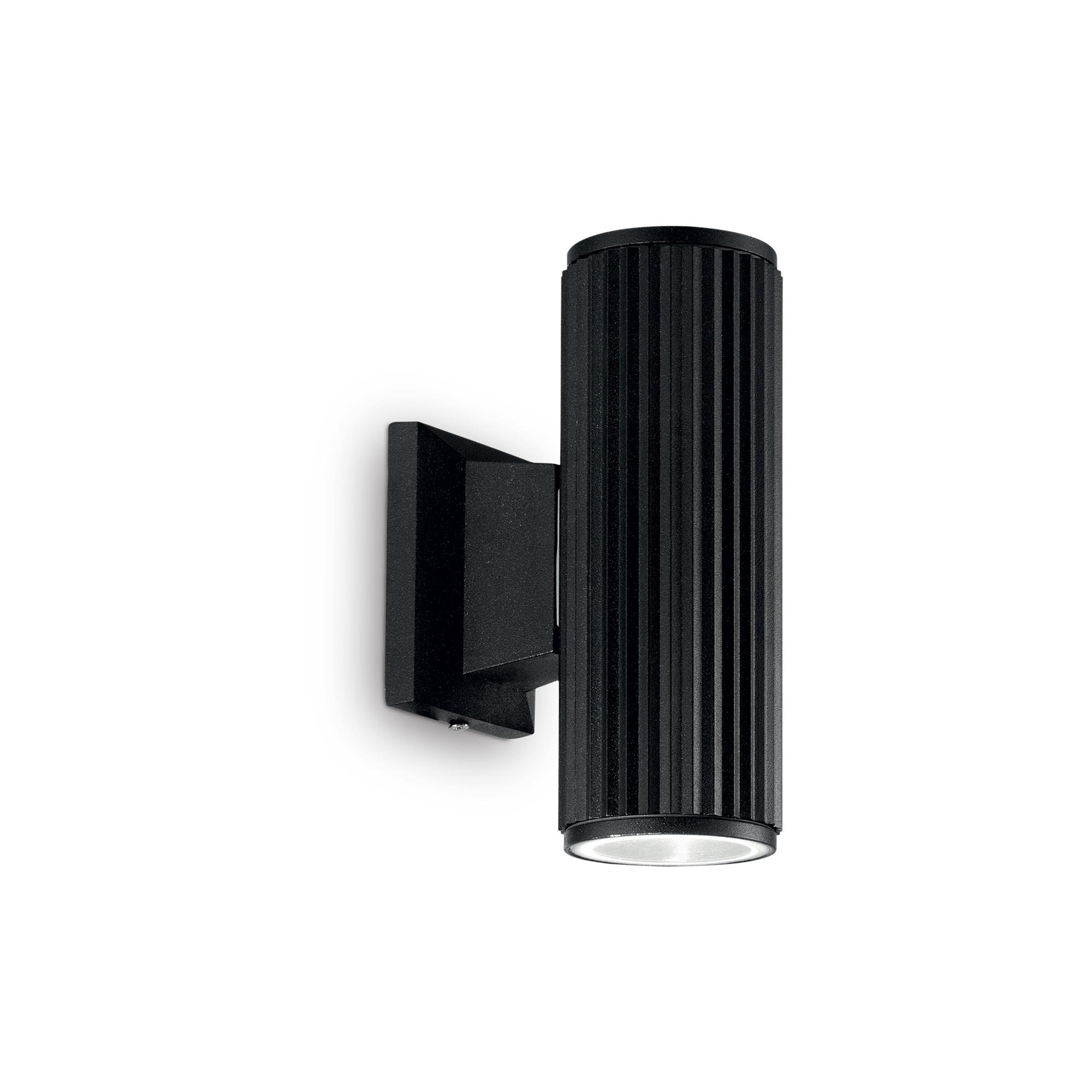 BASE AP2 NERO уличный накладной светильник черный