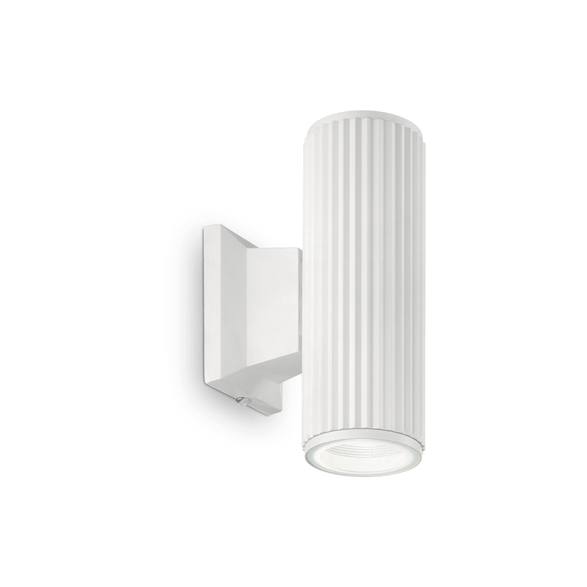 BASE AP2 BIANCO уличный накладной светильник белый