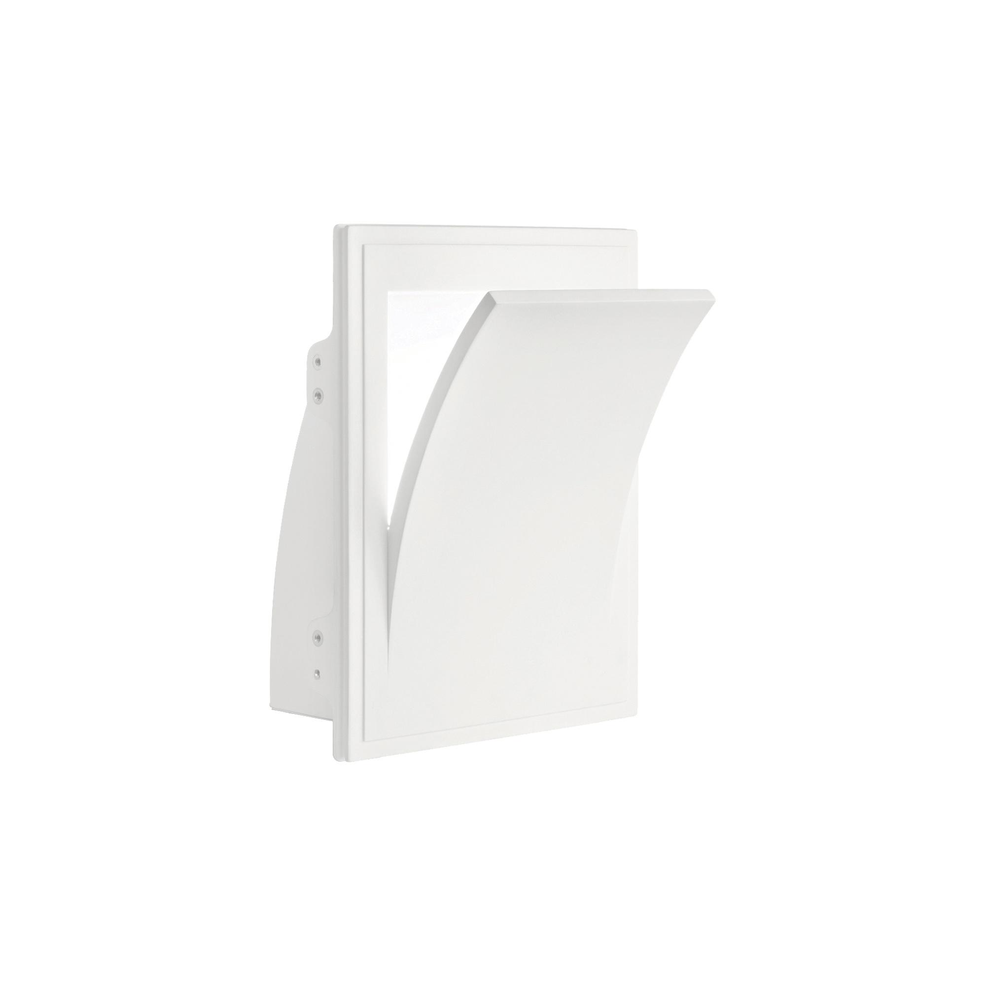 FOGLIO FI1 накладной светильник белый