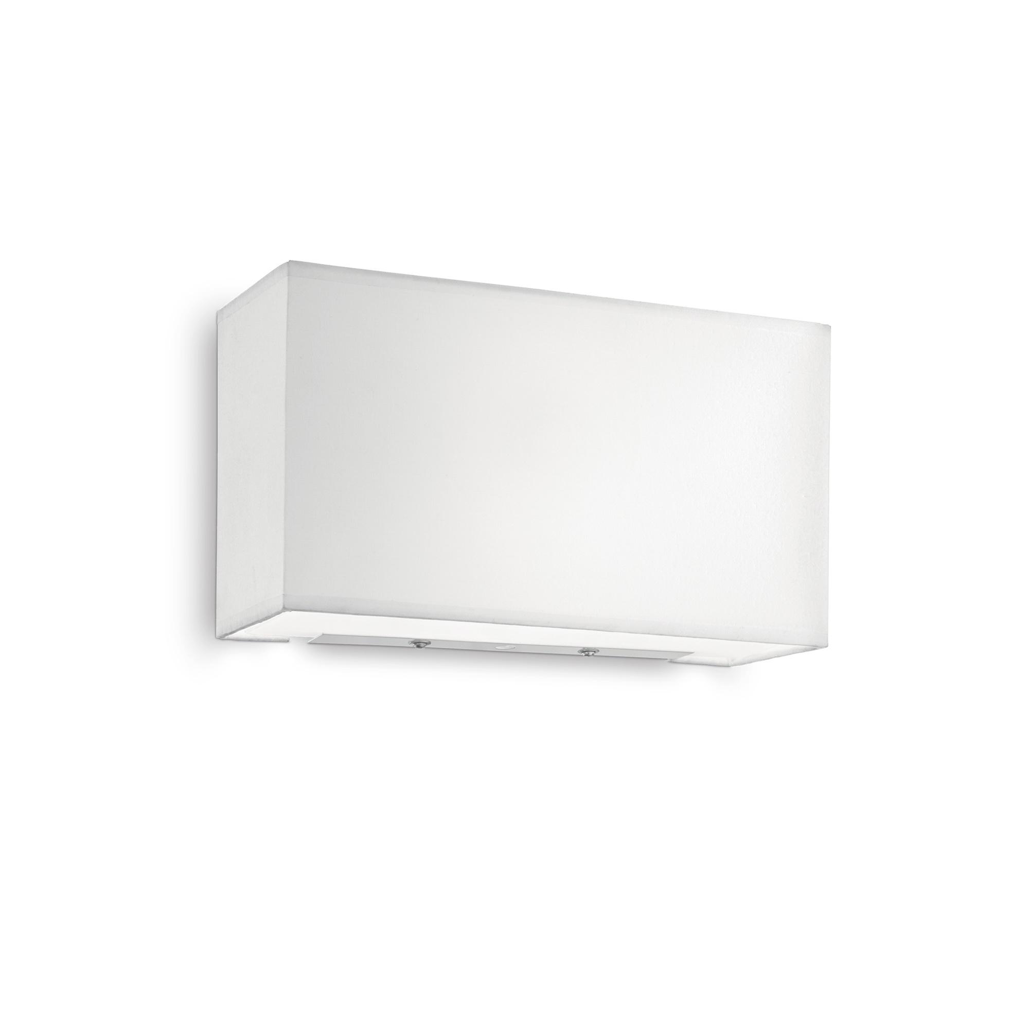 HOTEL AP1 BIANCO накладной светильник белый