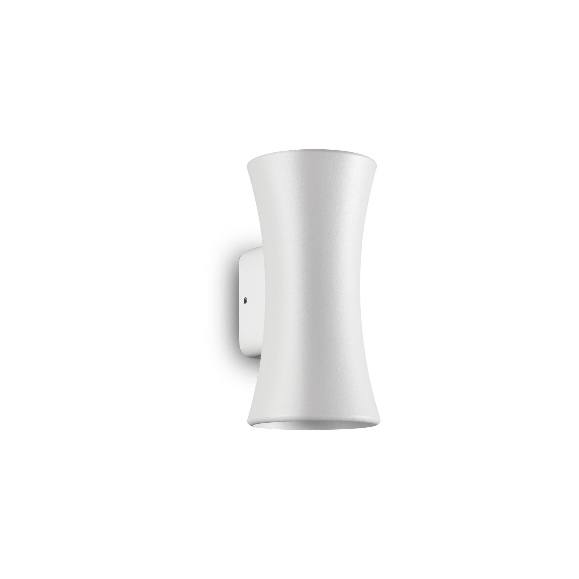 LAB AP2 BIANCO уличный накладной светильник белый