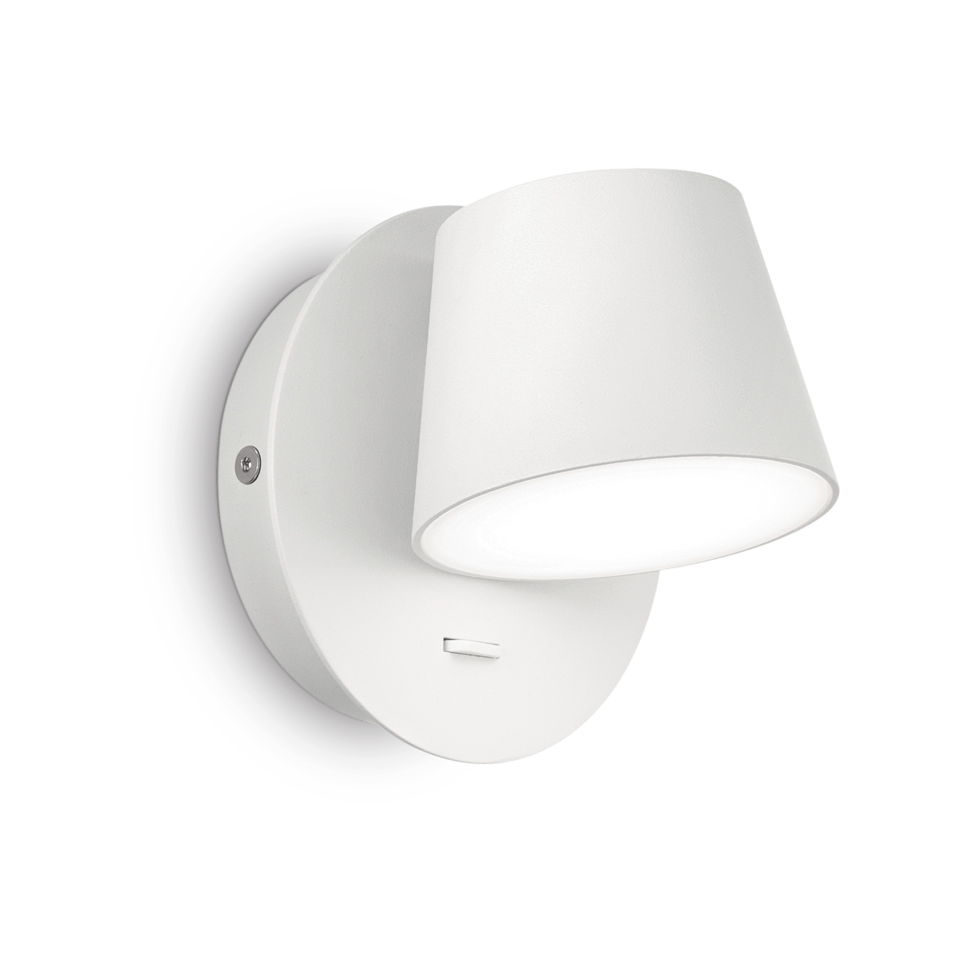 GIM AP1 BIANCO накладной светильник белый