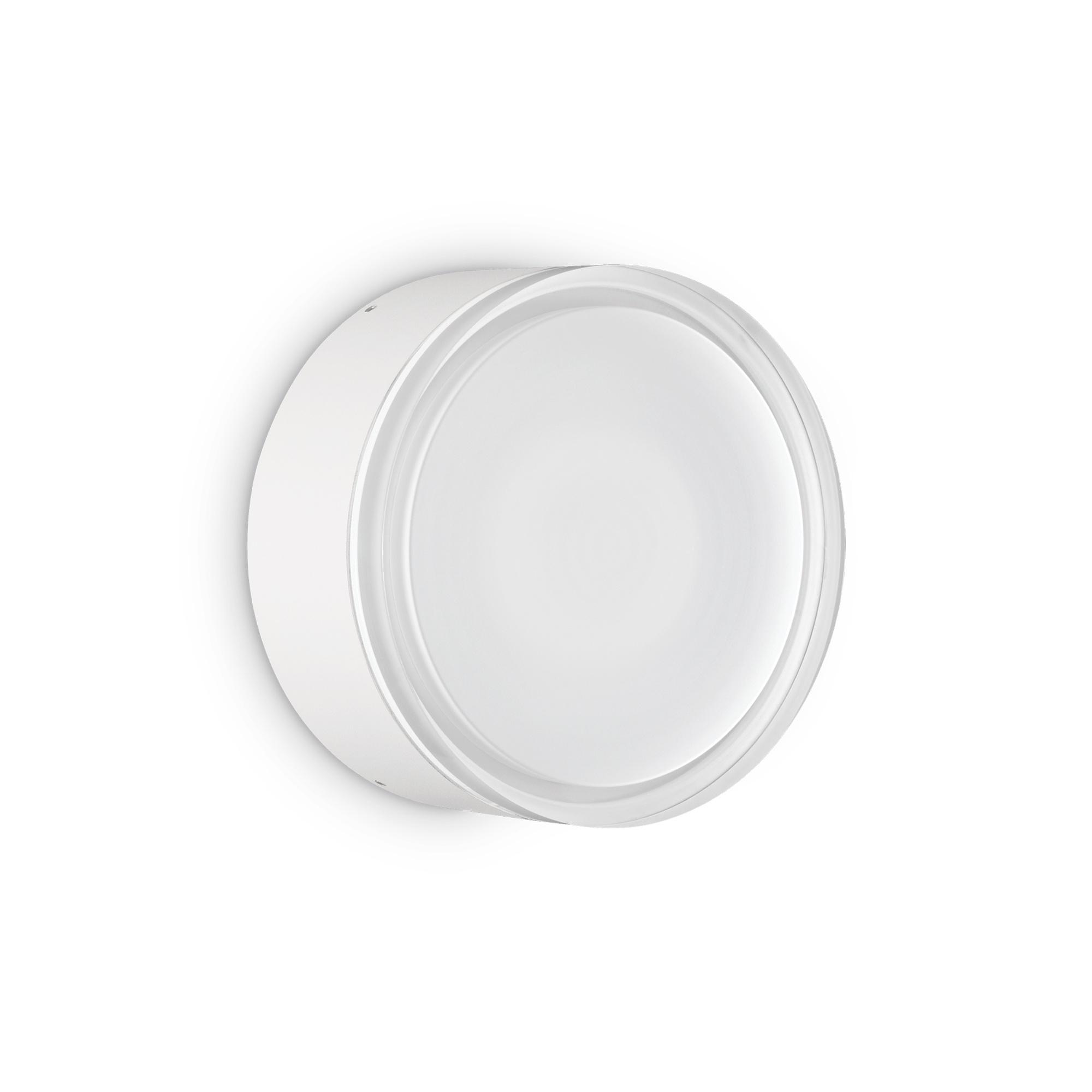 URANO PL1 BIG BIANCO уличный потолочный светильник белый
