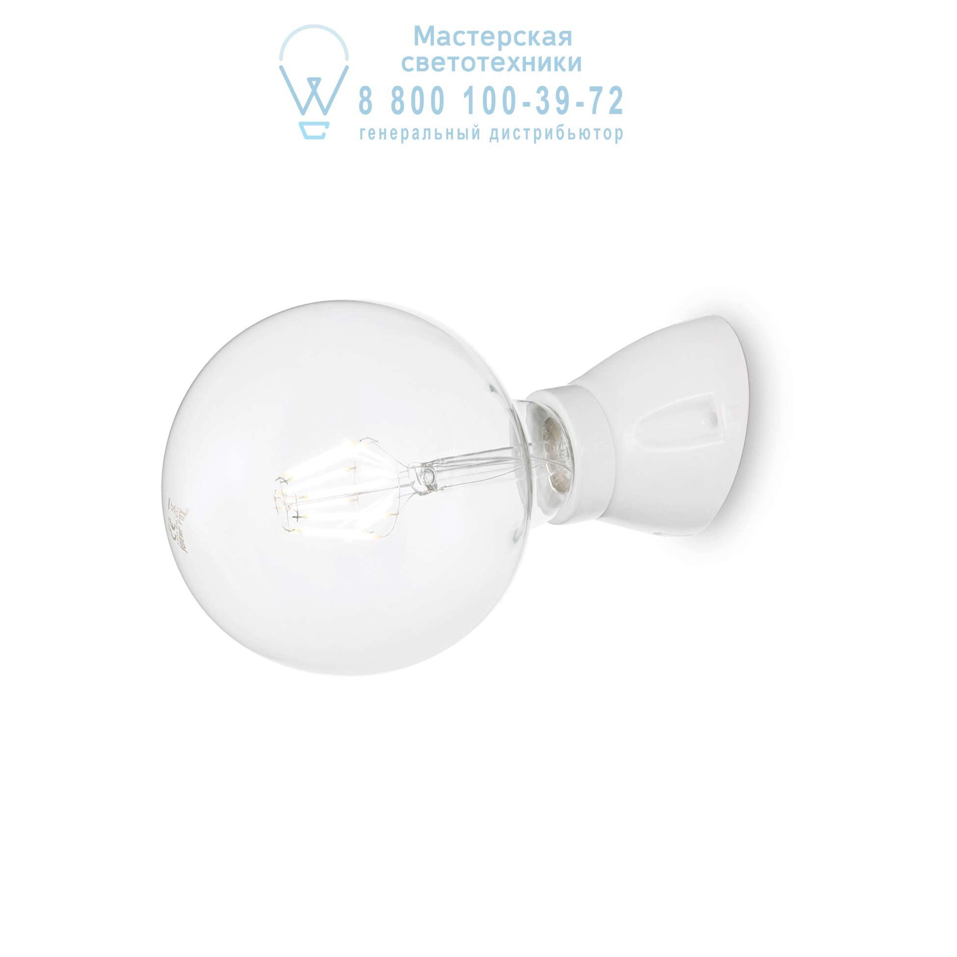 WINERY AP1 BIANCO накладной светильник белый