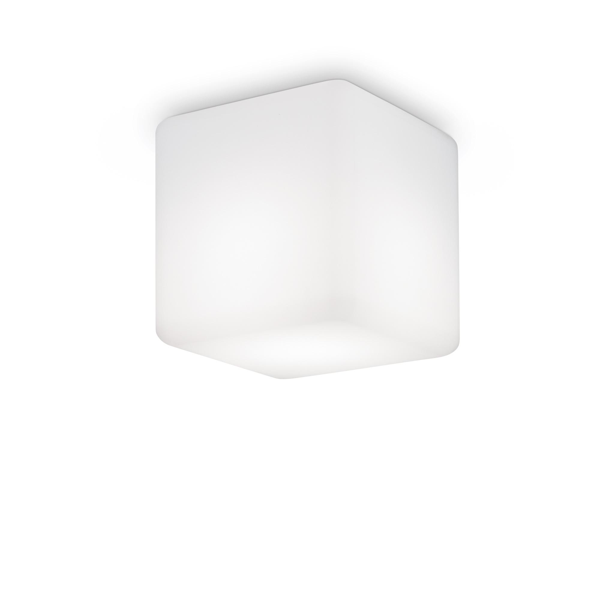 LUNA PL1 MEDIUM уличный потолочный светильник белый
