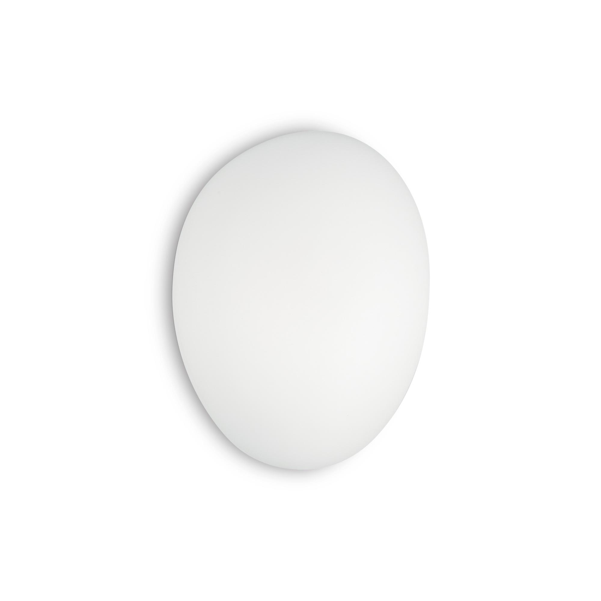 SASSO PL1 уличный потолочный светильник белый