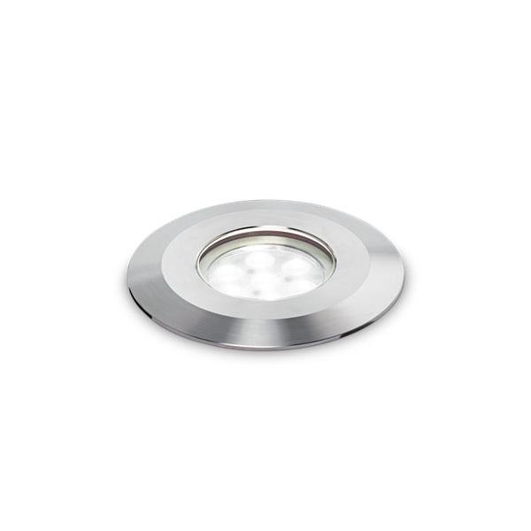 PARK LED PT1 11W 20° уличный встраиваемый светильник нержавейка