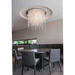 14060 Ilfari Ice Fall C14 потолочный светильник