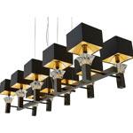 14230 Ilfari Side by Side H10 подвесной светильник