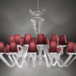 2420/12+12 подвесной светильник Italamp