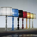 8006/LG настольная лампа Italamp