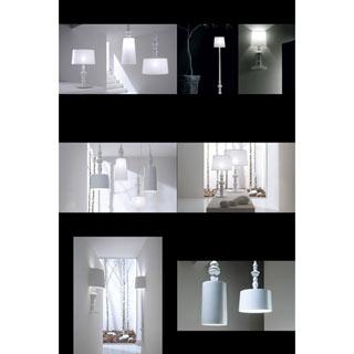 C1015BS ALI E BABA Karman, настольная лампа