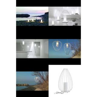 M615B CELL Karman, настольная лампа