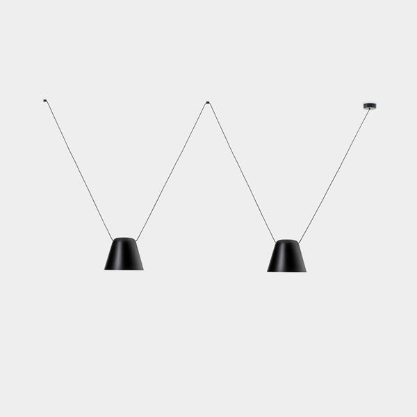 ATTIC Leds C4 Decorative подвесной светильник E27 1 арт. в серии 00-7395-05-05