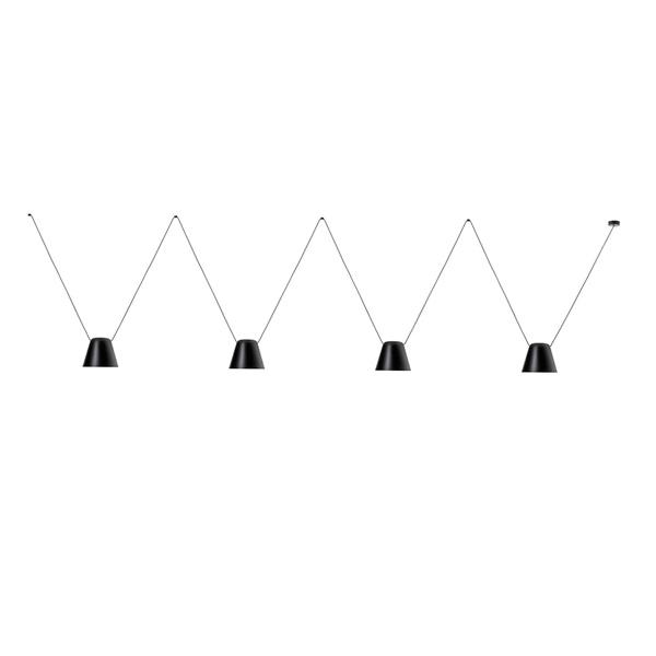 ATTIC Leds C4 Decorative подвесной светильник E27 1 арт. в серии 00-7403-05-05