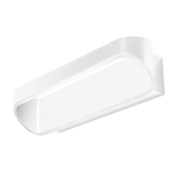 05-2019-14-14 OVAL Leds C4 Decorative настенный светильник LED белый