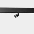 ATOM Low voltage Leds C4 Technical прожектор трековый LED черный 1 арт. в серии 35-7285-60-DA