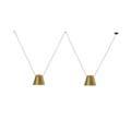 ATTIC Leds C4 Decorative подвесной светильник E27 3 арт. в серии 00-7394-05-DL